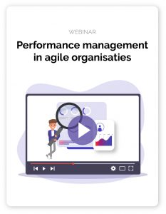 Webinar: performance management in agile organisaties