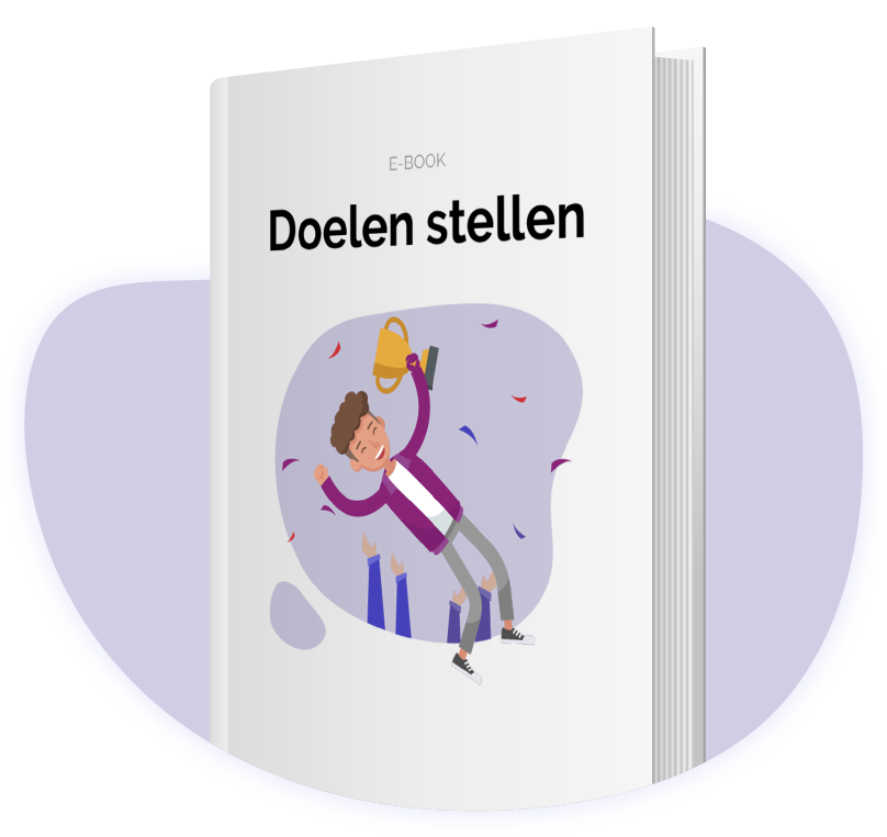E-book over doelen stellen